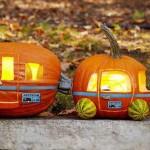 Halloween At The Kid's Market On Granville Island