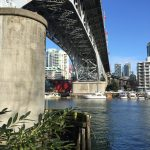 Best and Free Places To Go In Vancouver: Granville Island – Under The Granville Street Bridge