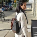 Roaming Around Ottawa With My Convertible Shoulder Tote Backpack