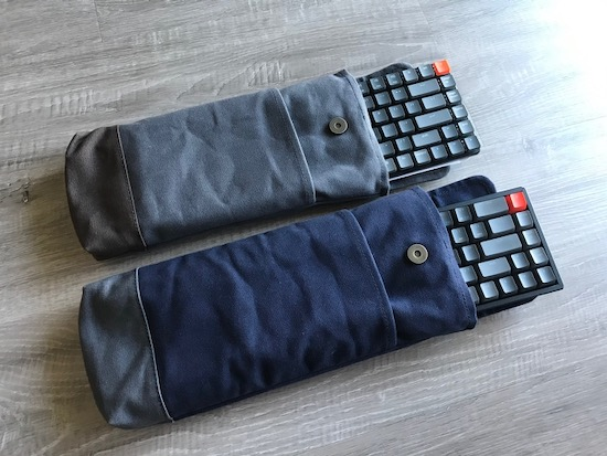 case or sleeve for Keychron K3 and K6