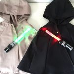 Halloween: How To Make Star Wars' Jedi and Sith Lord Costumes for Kids | Obie Wan Kenobi and Darth Vader | Sewing Pattern
