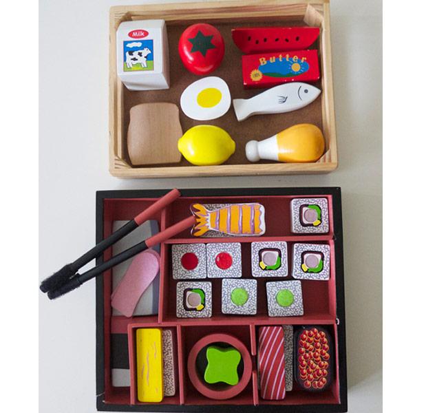 Melissa Doug Play Kitchen Sets