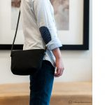 Modern Coup Studio: New Small Waxed Canvas Minimal Purse Is In The Shop
