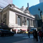 The Food Market Inside Grand Central Terminal – New York City