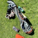 Custom Stock Pouches For Golf Trips