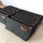 Custom Wedding Gifts: Personalized Groomsmen Stock Pouches