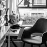 My Studio While I Was Away…