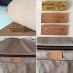 Leather Labels Are Back!