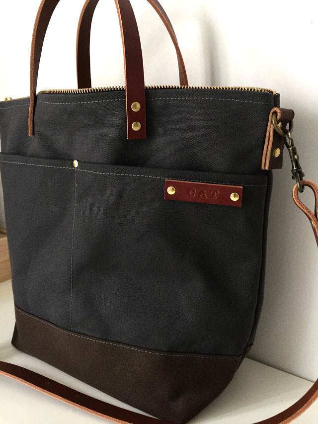 modern-coup-waxed-canvas-and-leather-bags-custom-commuter-bag-personalization