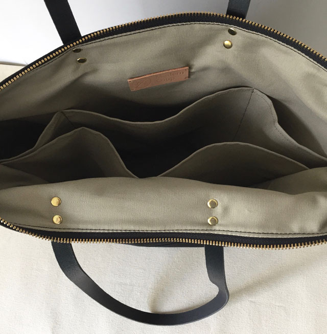 modern-coup-waxed-canvas-leather-bags-custom-large-carrier-tote-inside-pockets