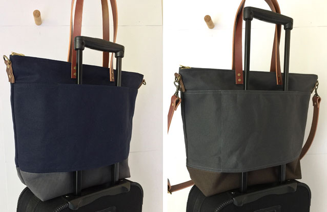 CUSTOM BAGS Archives - Modern CoupModern Coup - HANDCRAFTED WAXED ...