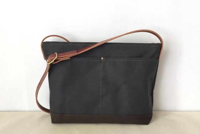 Modern Coup -Modern Coup - HANDCRAFTED WAXED CANVAS AND LEATHER ...