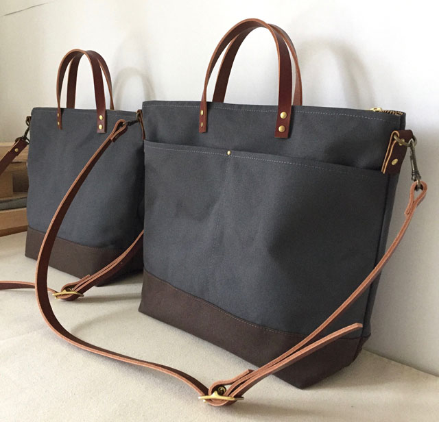 modern-coup-waxed-canvas-leather-bags-utility-totes-charcoal-grey