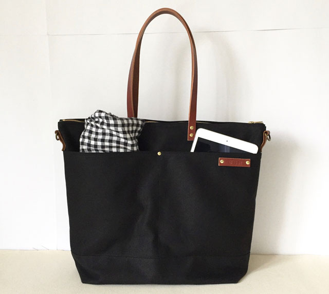 b96f09284 Custom Bag: Large Carrier Tote with 15